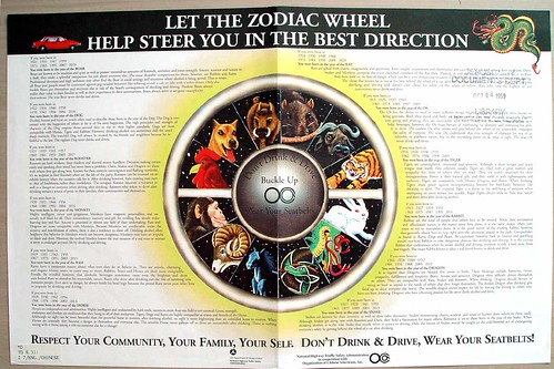 Let the Zodiac Wheel Help Steer You in the Best Direction