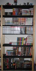 Comic Shelf
