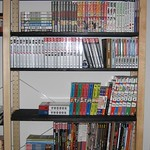 Comic Shelf