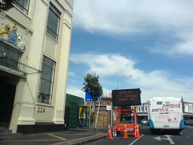 Z Newton Auckland Auckland City Council ...