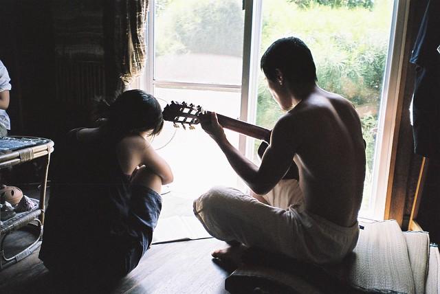 Quiet song