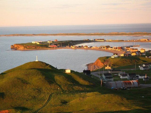 Magdalen Islands Weather August