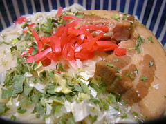 Okinawan Noodle / ソーキそば