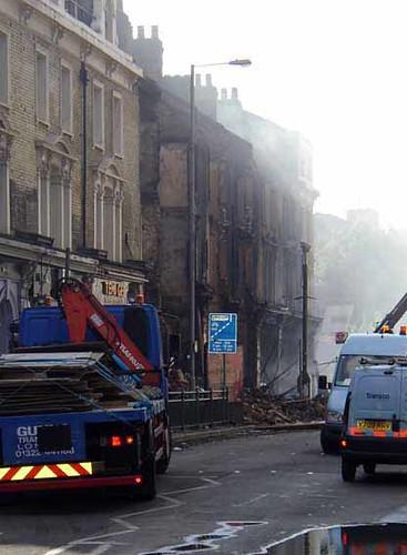 Gibsons Fire, Hackney 20