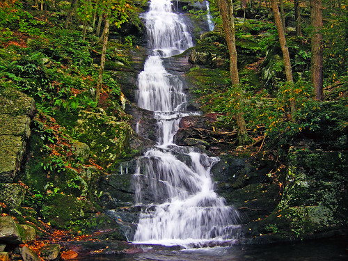 Buttermilk Falls (Front View)