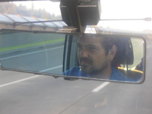 Croatia 2006 Max der Fahrer