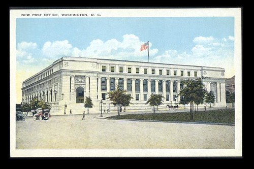 National Capitol Post Office building (next to Union Station)