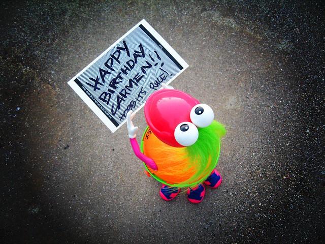 Happy birthday carmen flickr photo sharing - Happy birthday carmen images ...