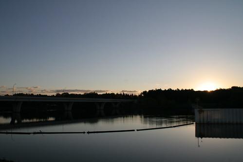 minnesota sunrise dam mapped universitybridge stcloud scsu