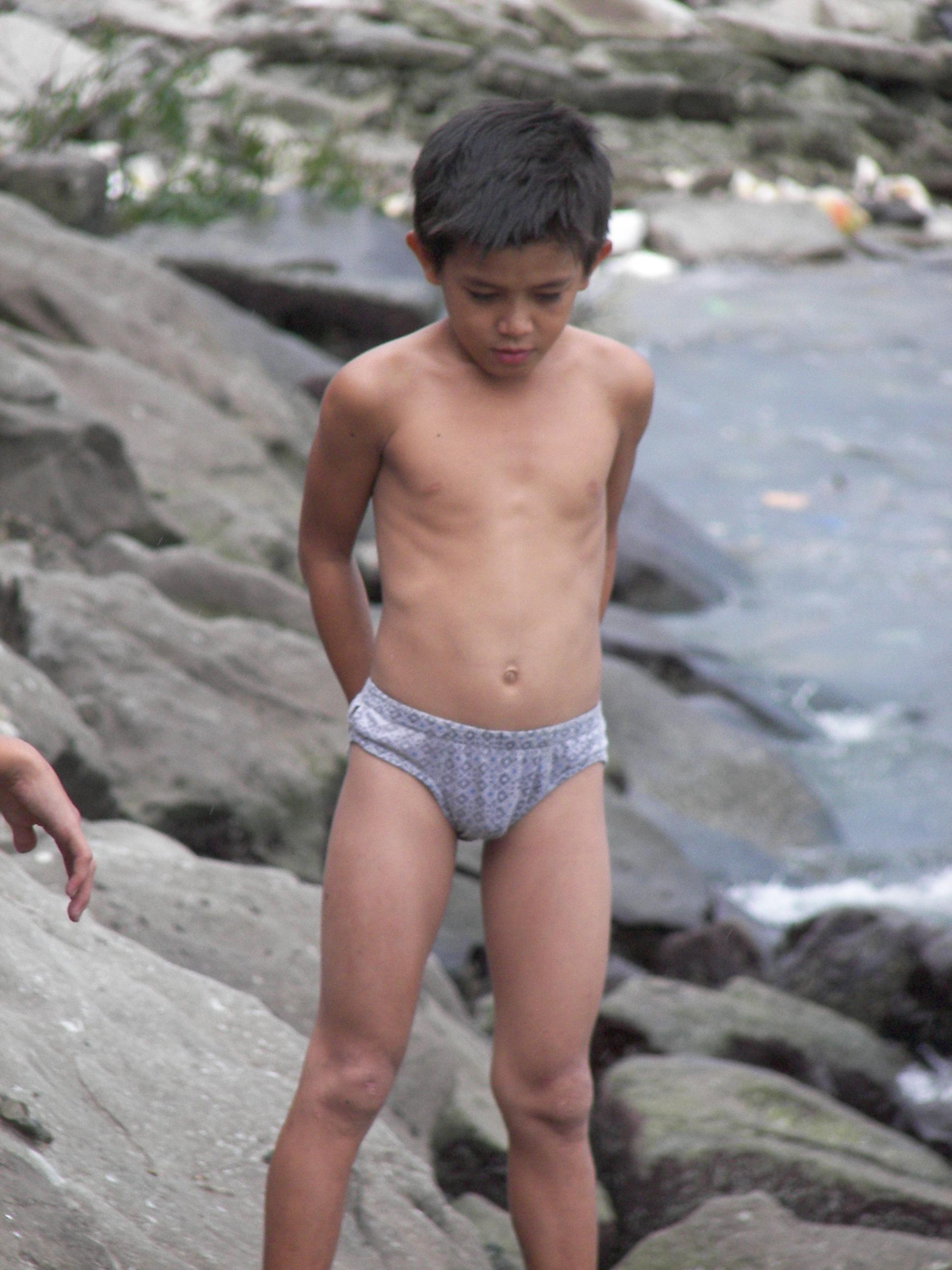 Street hunting boys nude nude image