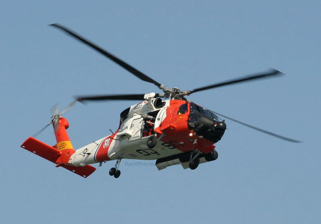 HH-60 Jayhawk Coast Guard Helicopter