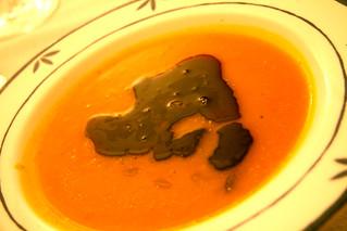 Kürbissuppe - Pumpkin soup