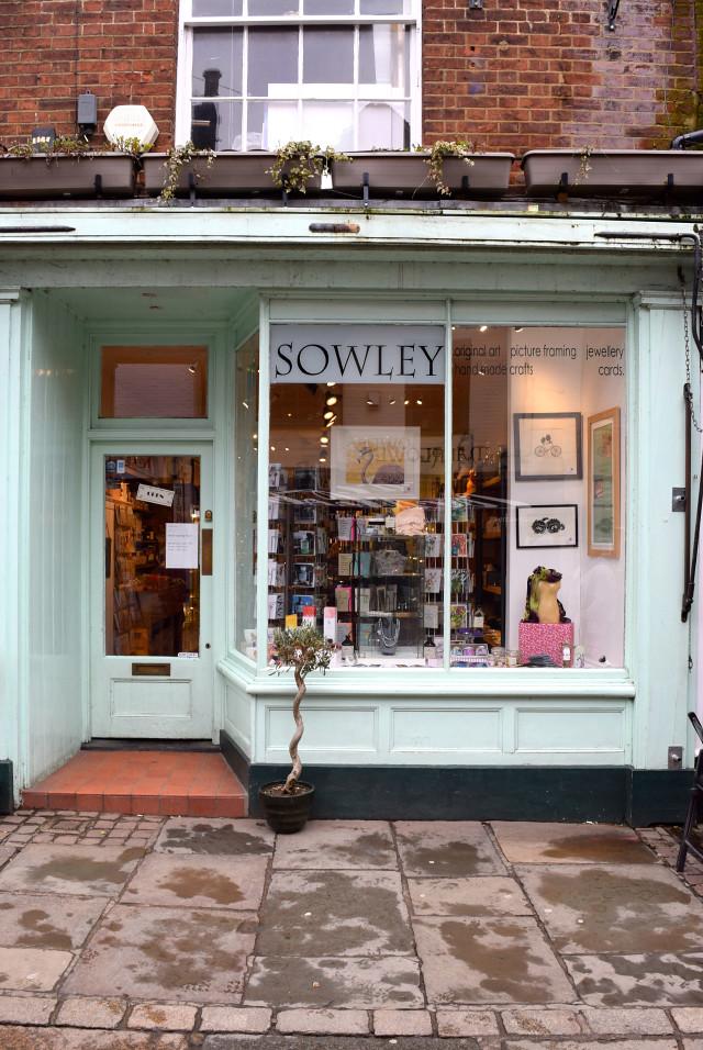 Sowley, Canterbury