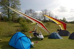 G-MYRY Solar Wings Pegasus [6813] Popham 020509