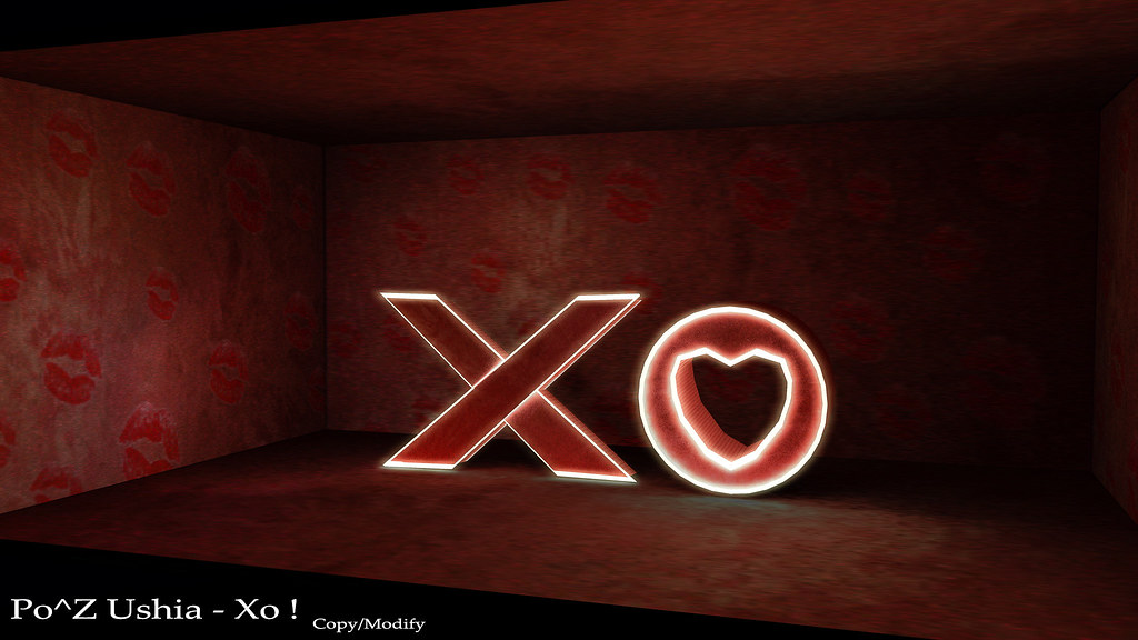 Po^Z NEW Release – XO Backdrop