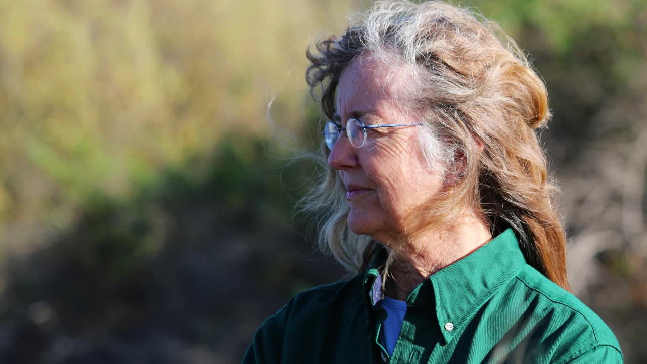 Interview with botanist Connie Rutherford