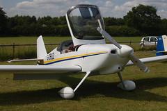 G-OBUZ Vans RV-6 (20410) Popham_140609