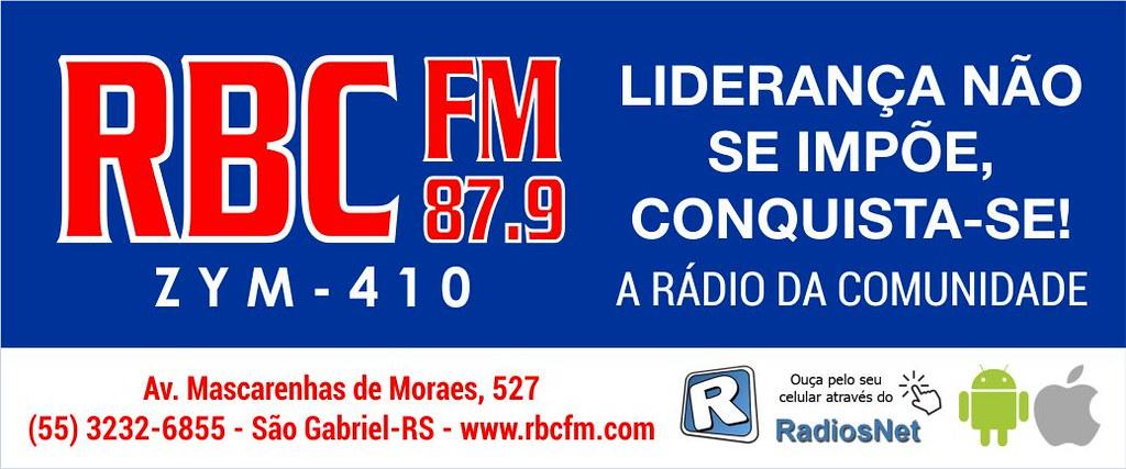 Rádio RBC FM - A emissora da comunidade