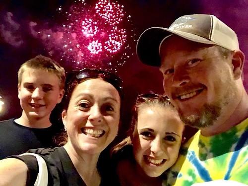 Disney Fireworks!