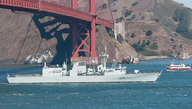 HMCS Winnipeg  FFH-338