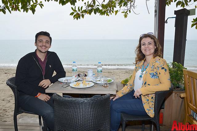 Ahmet Develioğlu, Nefise Develioğlu