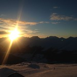 Audax Skiweekend Februar 2018