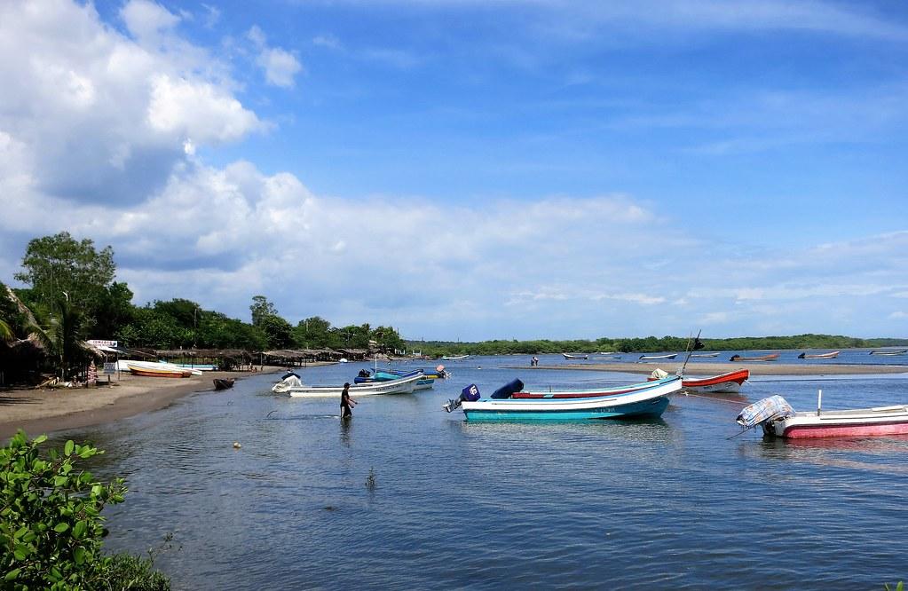 Nicaragua | kalastajakylä