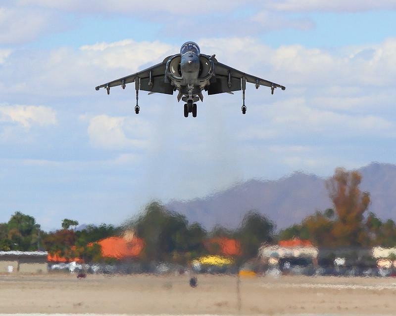 IMG_3614 AV-8B Harrier II