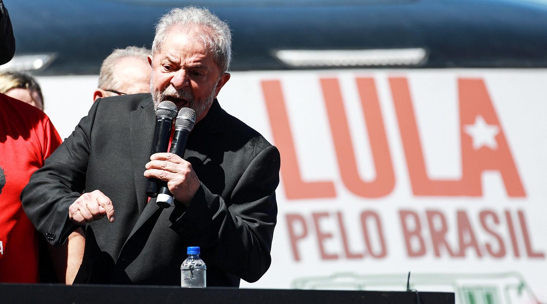 Moro ordena prisão de Lula até amanhã às 17h,