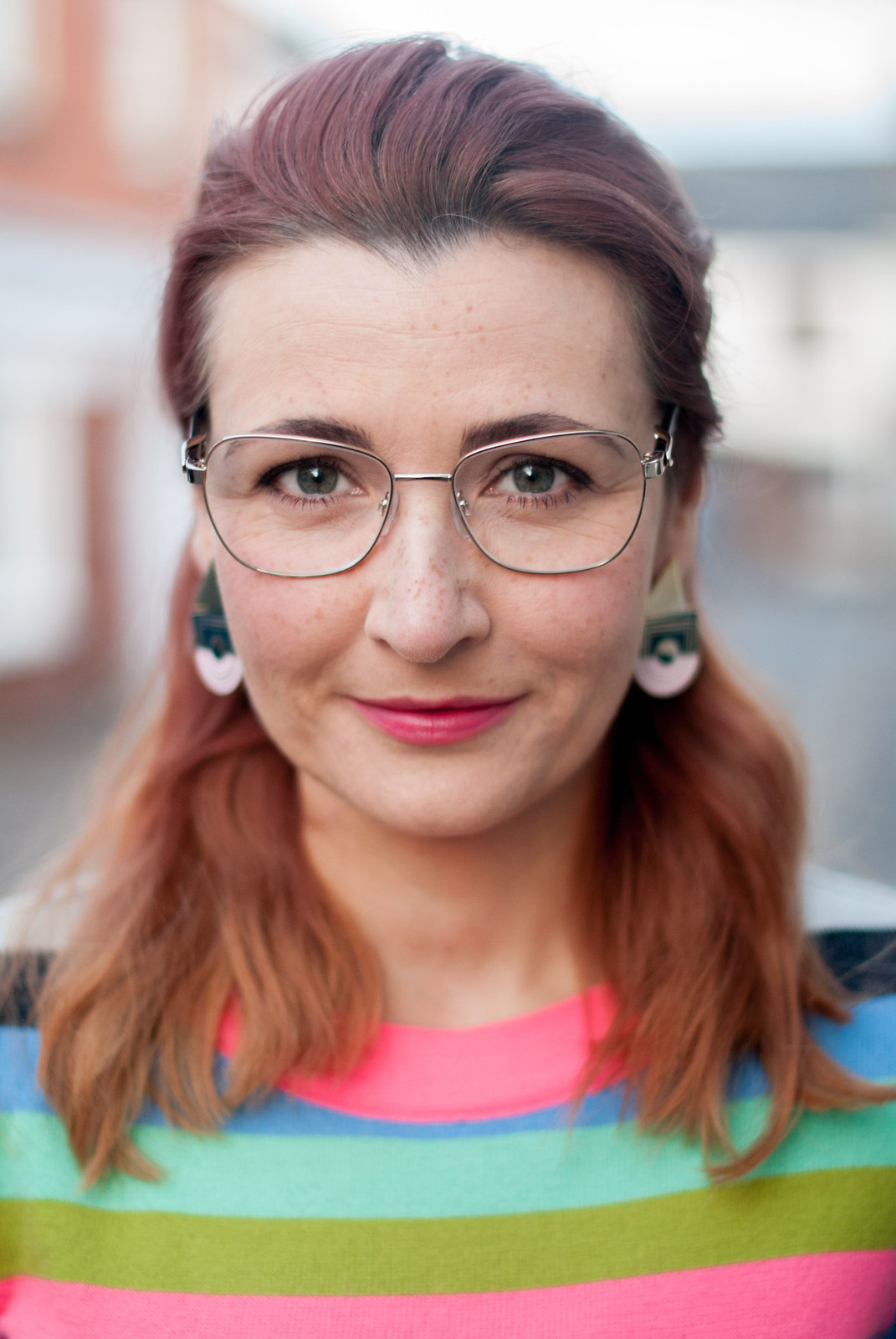 The Aurora Twiggy for Specsavers Frames | Not Dressed As Lamb, over 40 style blog