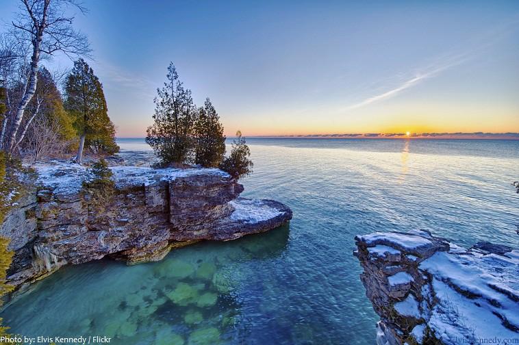 Illinois, Michigan Gölü