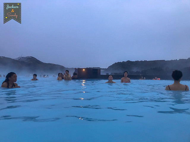 |2018冰島+英國10日蜜月|⑥—Day2(中)/20180113/冰島必去之藍湖溫泉