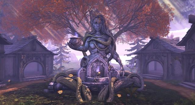 Alchemy - Fountain WIP