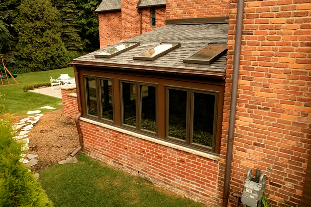New Weathershield Windows and Skylights