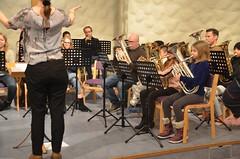 Bariton i Framåt Brass