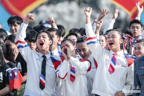 107年高中職創意愛國歌曲觀摩競賽