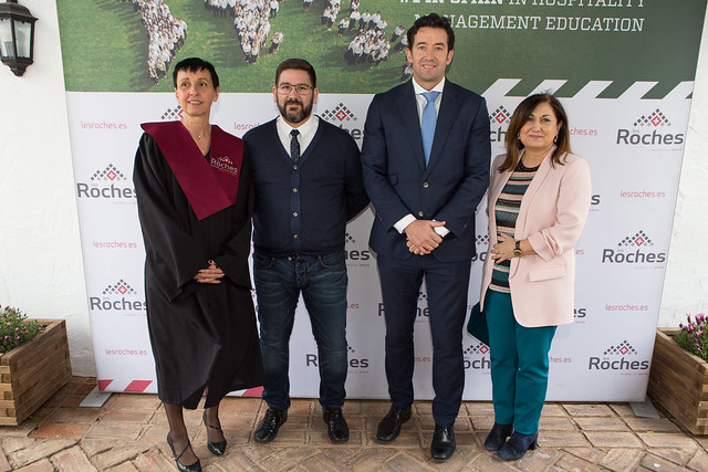XLVII Closing Ceremony of The Postgraduate Class of Les Roches Marbella