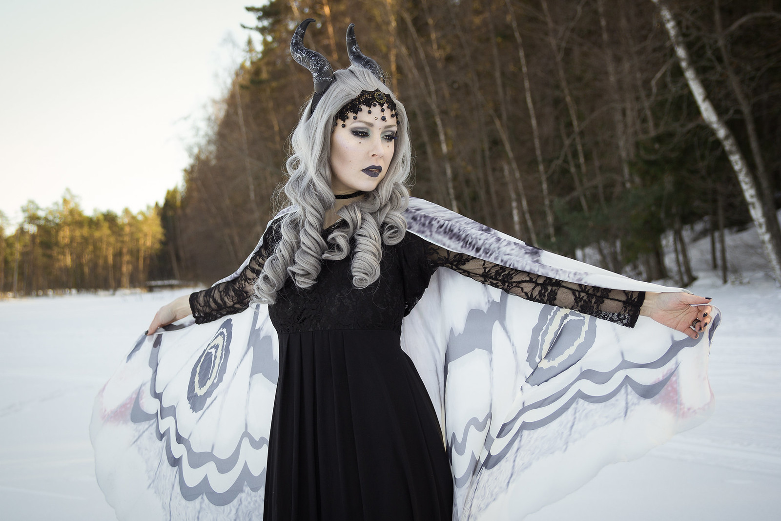 Fairytales and winter fantasy / Photographers and models meet-up