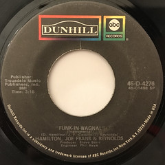 HAMILTON, JOE FRANK & REYNOLDS:DON'T PULL YOUR LOVE(LABEL SIDE-B)