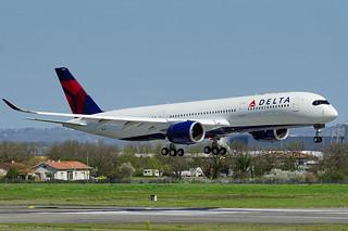 Airbus A350-900 XWB - Delta Airlines