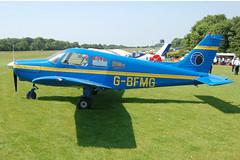 G-BFMG Piper PA-28-161 (28-7716160) Popham 080608