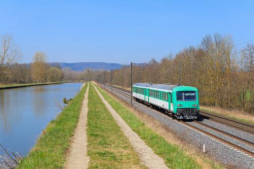 X4719 - 25551 Amagne-Lucquy - Strasbourg
