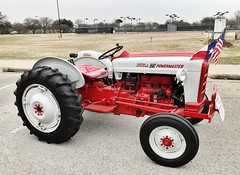 1958 Ford Tractor in Lake Dallas Texas