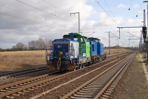 Werklok Piesteritz 2