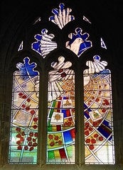 War Memorial's in Stained Glass Windows