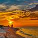 A Bay Stroll At Sunset by Stuart Schaefer Photography