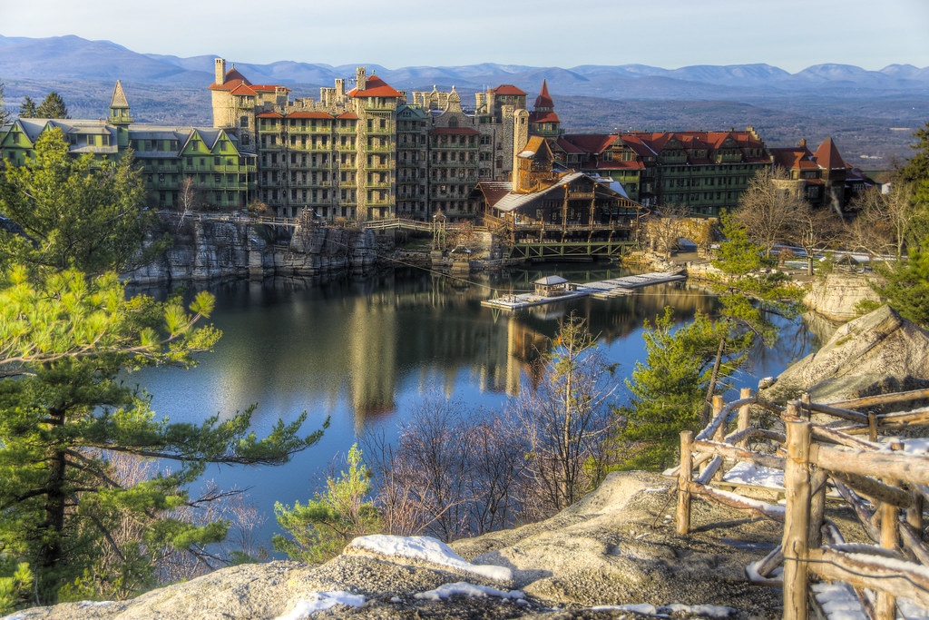 Mohonk and Its Setting