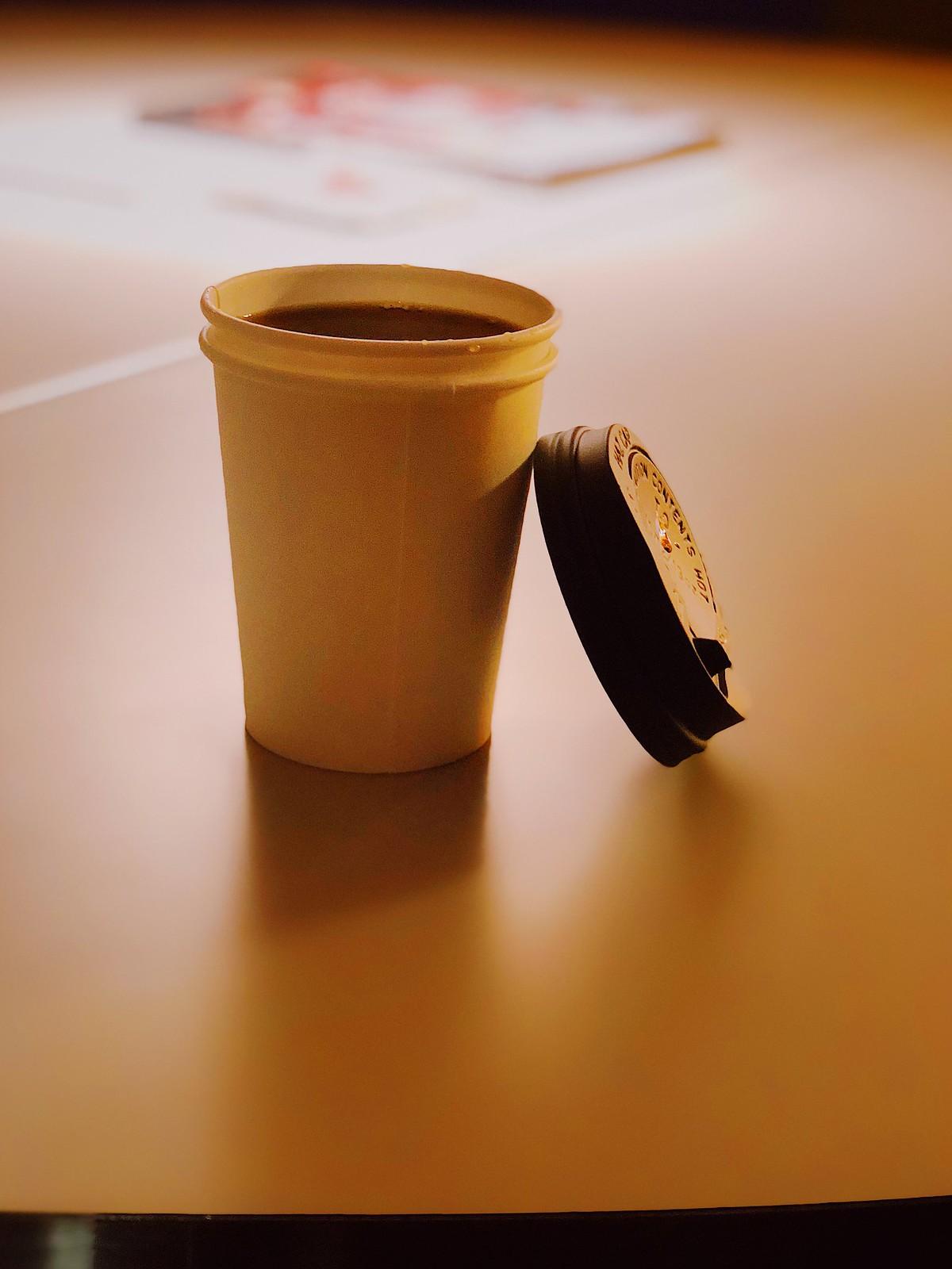 아스트로넛 서플라이의 커피