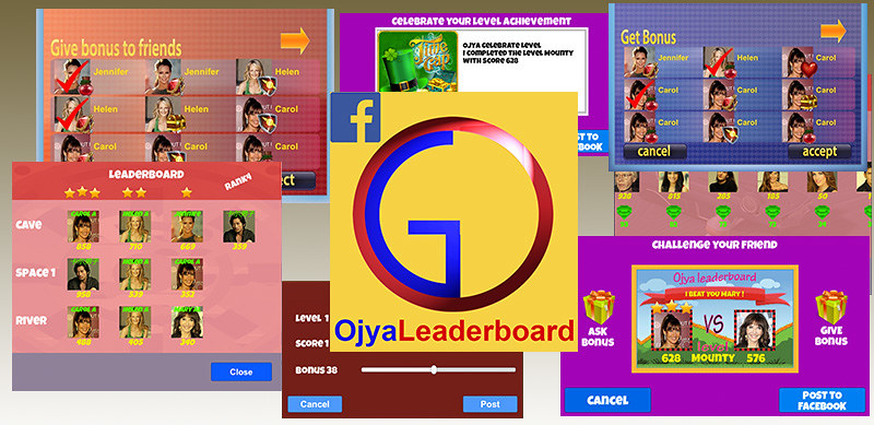 RELEASED] OJYA LEADERBOARD V3 1 - The best and most complete
