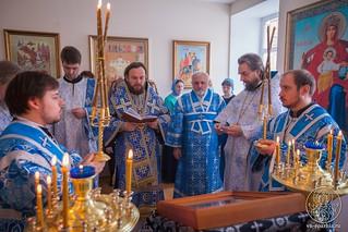Литургия Преждеосвященных Даров 410